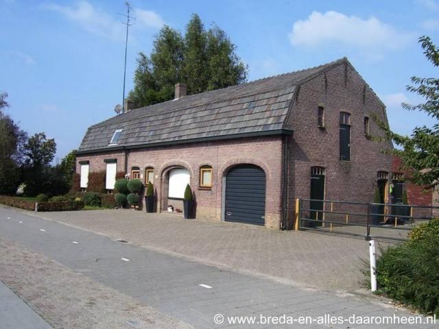 Hooge aard (buurtschap van molenschot), bavelseweg 150